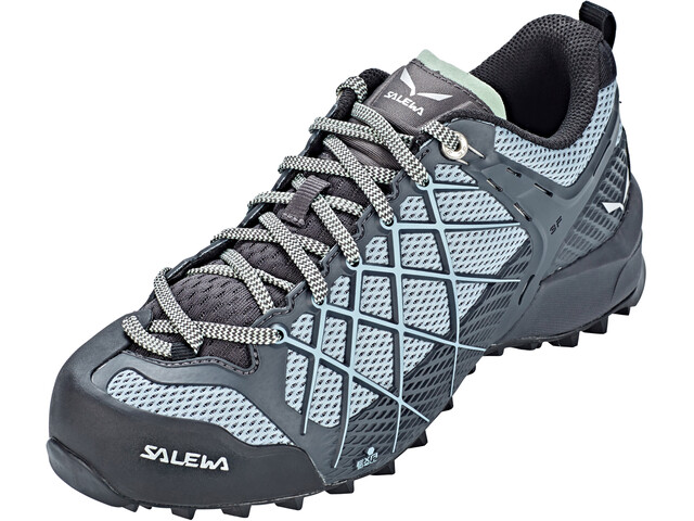 SALEWA Wildfire Shoes Dame magnet/blue fog